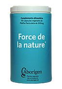 FORCE DE LA NATURE 300MG 90CAP. VEG. ABORIGEN