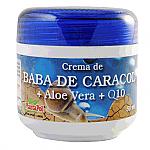 BABA CARACOL CREMA FACIAL ALOE Q10 50ML PLANTAPOL