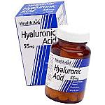 ACIDO HYALURONICO 30 COM 55MG HEALTHAID