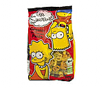 PASTA SIMPSONS TRICOLOR BIO 250GR FUN FOODS