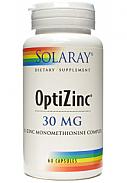 OPTIZINC(ZN+B6) 60 CAP SOLARAY