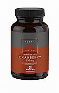 Arándano rojo 300 mg (Vaccinium macrocarpon) 50 Vcáps Terranova