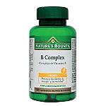 B-COMPLEX 100comp.NATURE´S BOUNTY