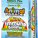 ANIMAL PARADE KIDS IMMUNE BOOS 90COMP NATURE´S PLUS