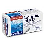 ACIDOPHILUS EXTRA 10 60 CAP LAMBERTS