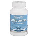 METAL CONTROL 120COMP NATURE´S PLUS
