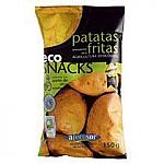 PATATAS CHIPS ECO 125GR  SORIA NATURAL