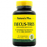 EXECUS TRES 60COMP NATURE´S PLUS