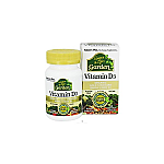 VIT. D3+K2 90CAP NATURE´S PLUS