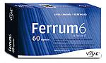 FERRUM6 60CAP VITAE