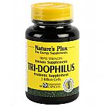 TRI-DOPHILUS 60CAP NATURE´S PLUS