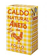 CALDO POLLO 1LT. ANETO