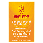 JABON CALENDULA PIEL SENSIBLE 100GR WELEDA