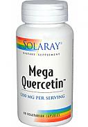 MEGA QUERCITIN 600MG 60CAP SOLARAY