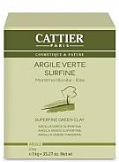 ARCILLA VERDE SUPERFINA EXT 1KG CATTIER