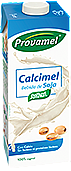 BEBIDA DE SOJA CALCIMEL PROVAMEL 1LT SANTIVERI