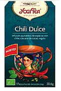 CHILI DULCE 17F BIO YOGI TEA