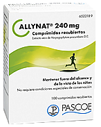 Allynat 100 comprimidos pascoe