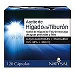 HIGADO TIBURON 60CAP NATYSAL