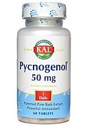 PYCNOGENOL 50MG 60CAP KAL
