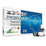 PHOSFOACTIV  20 VIALES SORIA NATURAL