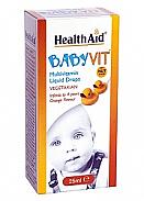 Babyvit® Gotas 25ml HealthAid