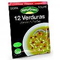 SOPA 12 VERDURAS NATURGREEN