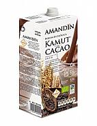 LECHE KAMUT CACAO CALCIO 12LT ECO AMANDIN