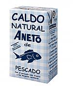 CALDO PESCADO 1LT. ANETO