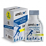 MAGNESIO TOTAL GEL LIMON 12 SOBRES AMLSPORT