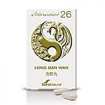 CHINASOR 26- LONG DAN WAN 30C SORIA NATURAL