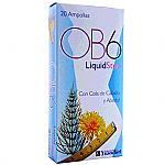 OB6 VIALES RETENCIÓN DE LÍQUIDOS
