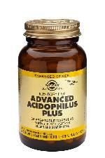 ACIDOPHILUS PLUS AVANZADO 60C SOLGAR