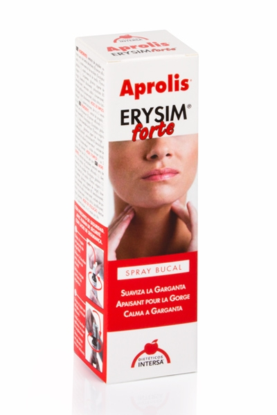 APROLIS ERYSIM FORTE SPRAY BUCAL 20 ML INTERSA