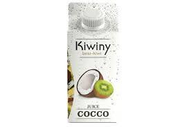 Zumo kiwi coco piña 330ml kiwiny