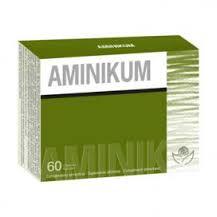 AMINIKUM 60CAP BIOSERUM