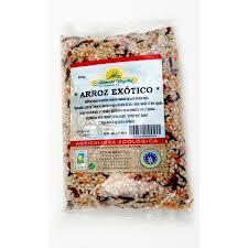 ARROZ EXOTICO 500GR ALIMENT VEGETAL