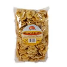 CHIPS BANANA 250GR INT SALIM