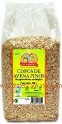 COPOS AVENA FINOS BIO 500GR NUTRIBIO