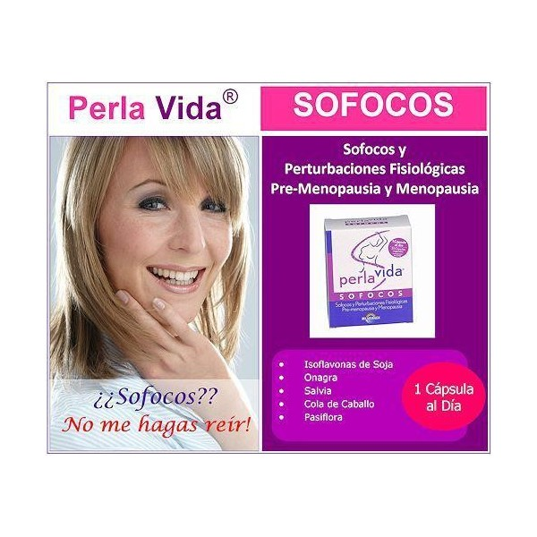 SOFOCOS 30 CAP PERLAVIDA