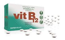 VITAMINA B12 RETARD 48COMP SORIA NATURAL
