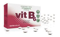 VITAMINA B6 RETARD 48COMP SORIA NATURAL