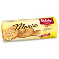 GALLETA MARIA S/G 200GR  DR.SCHAR