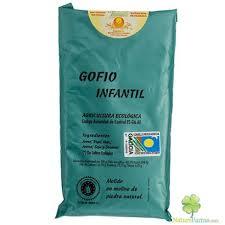 GOFIO TRIGO INFANTIL 500 GR VEGETALIA