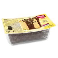 MARBLE CAKE 250GR SIN GLUTEN SCHAR
