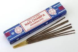 Sticks Nag Champa original12v Satya