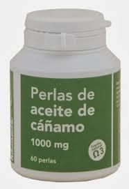 PERLAS CAÑAMO 60P 1000MG BIO ENER