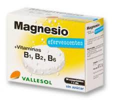 VALLESOL MAGNESIO EFERV+B 24 C DIAFARM
