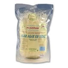 ALGAS AGAR AGAR ECO TIRAS 50G ALGAMAR