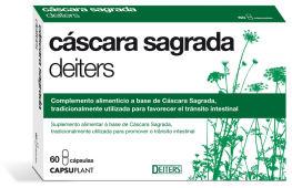 CASCARA SAGRADA 60CAP DEITERS
